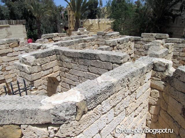 лабиринт Тунис