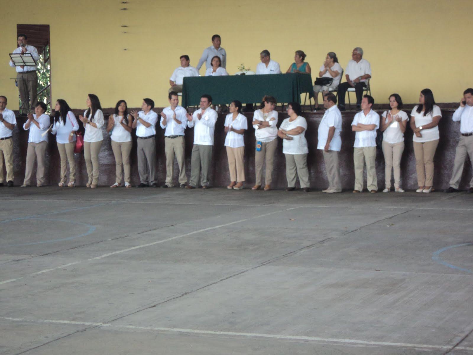 Inauguración del ciclo escolar 2015-2016