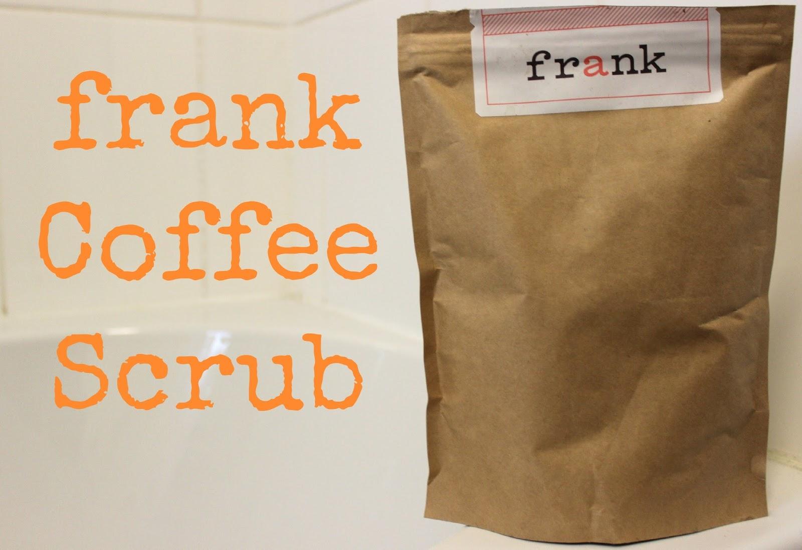 A picture of frank Original Coffee Scrub