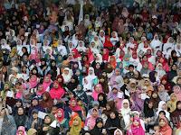 Dukungan Tokoh Muslimah Sulsel di Muktamar Khilafah