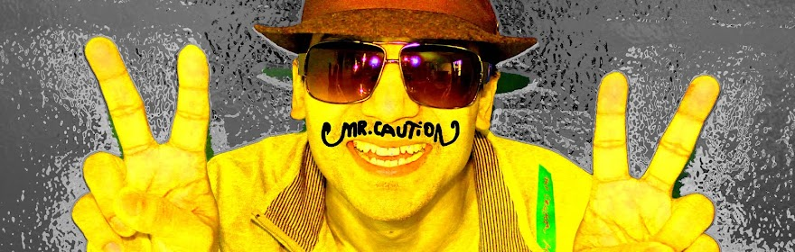 International Peace Bomb by Mr CAUTION