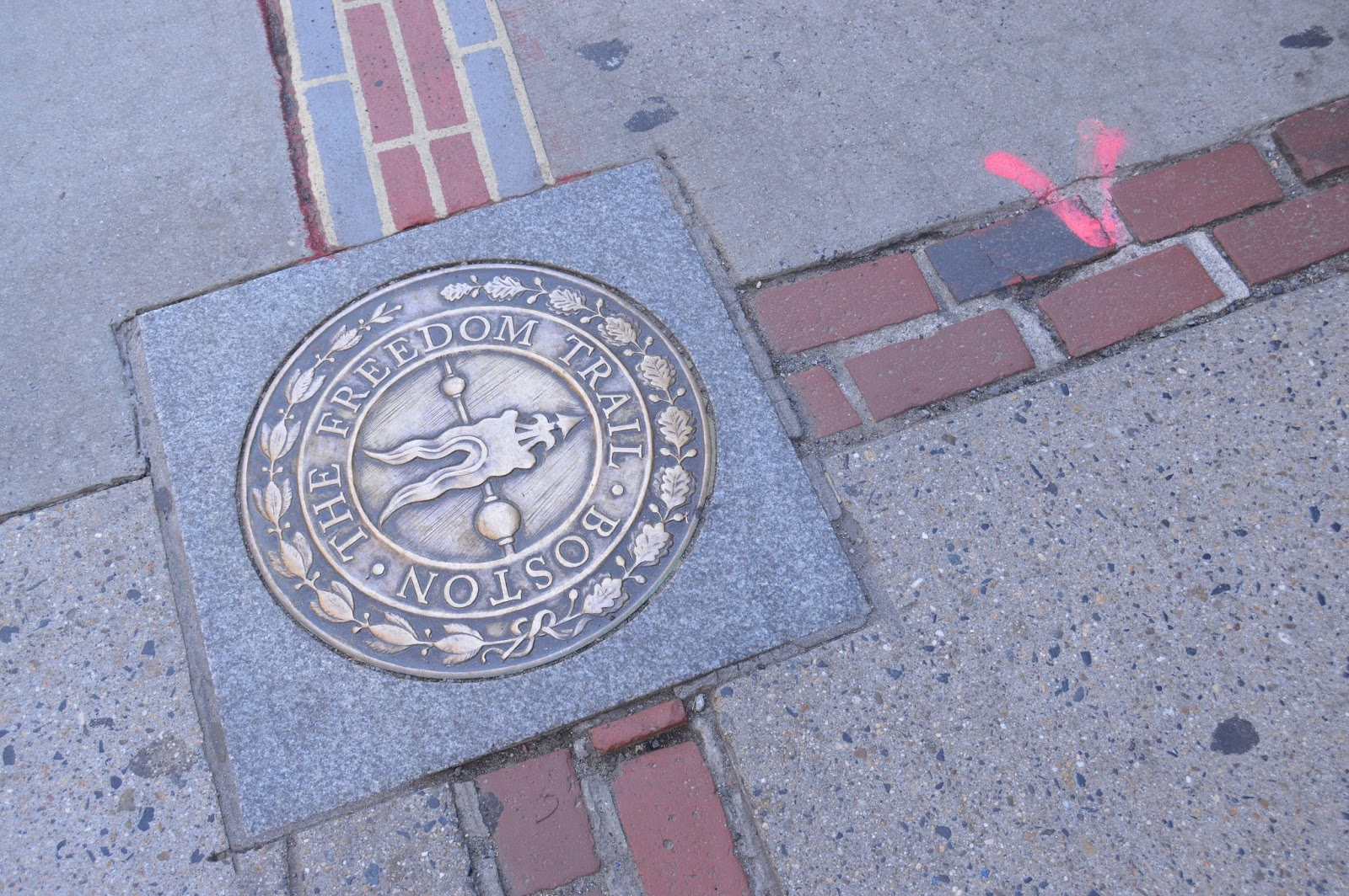 Boston, Freedom Trail