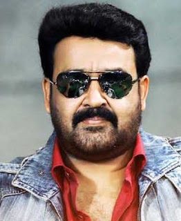 Mohanlal wearing jacket