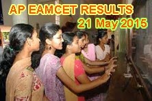 AP EAMCET Results 2015 will be available on 21 May 2015, AP EAMCET 2015 Results, AP EAMCET Rank Card 2015, apeamcet.org Results 2015, AP EAMCET 2015 Ranks List, AP EAMCET Results Today