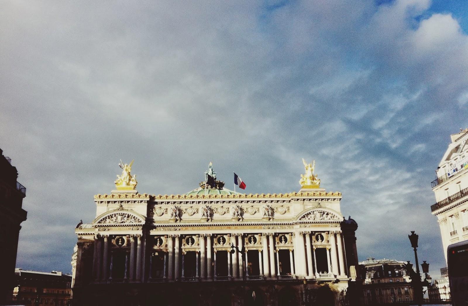 Cose belle parigi il cibo l 39 arte e lo shopping vita for Quartiere moderno parigi