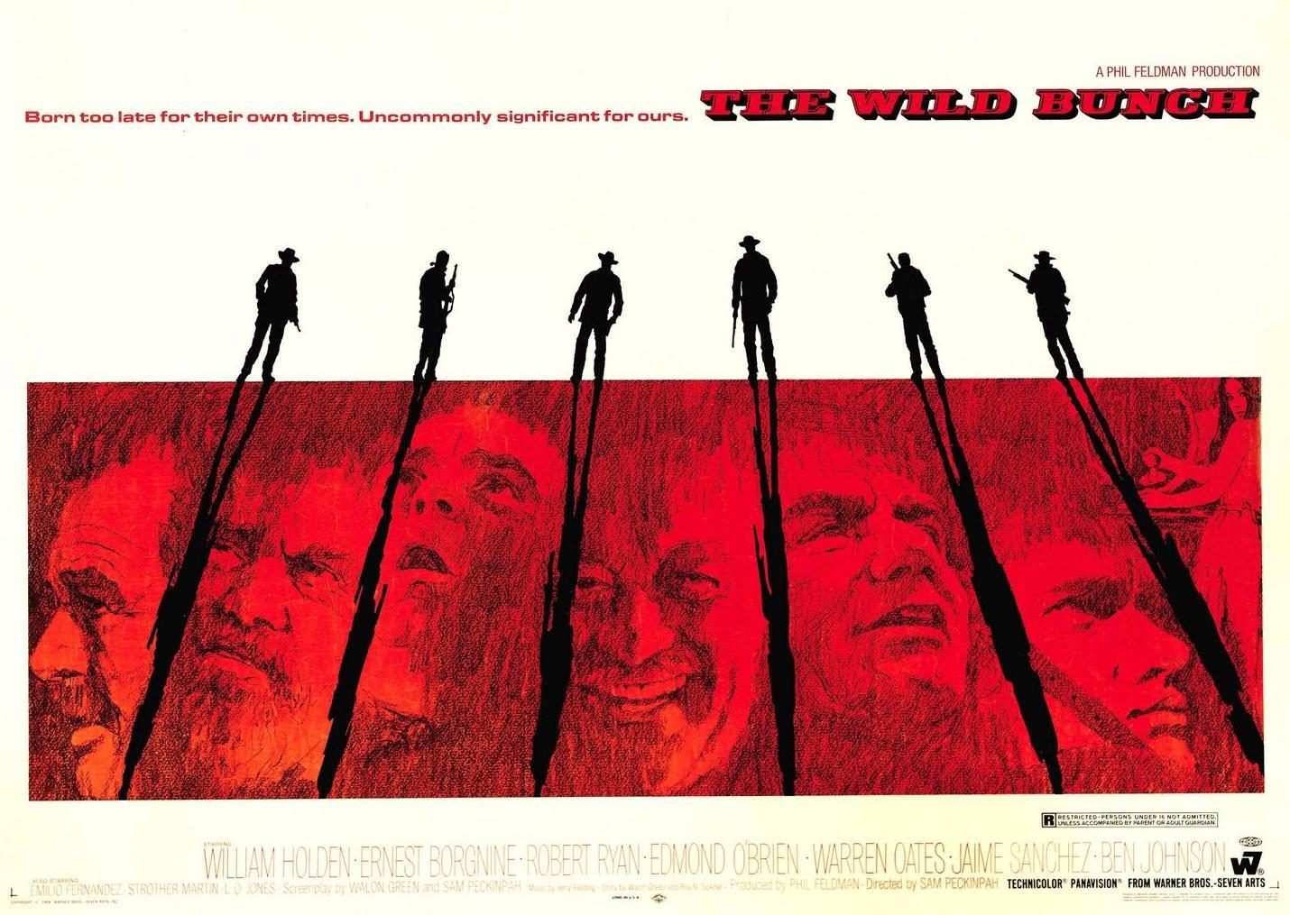 Grupo Salvaje (1969) Sam Peckinpah (HD)