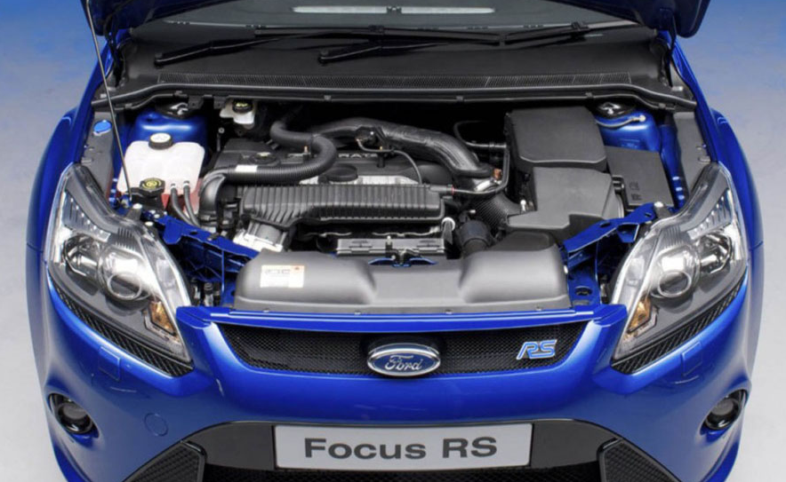 2016 Ford Focus RS Canada