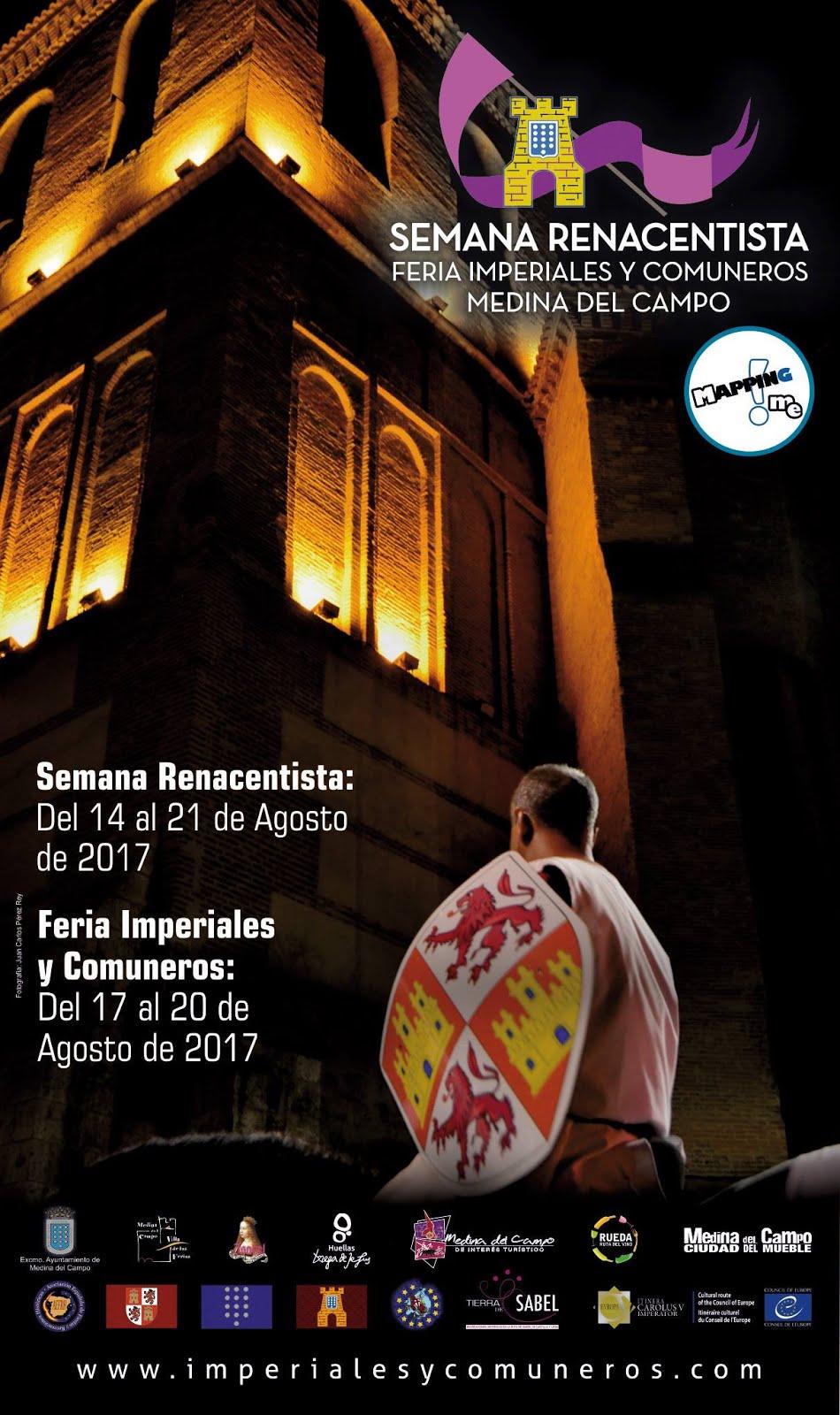 Semana Renacentista Medina 2017