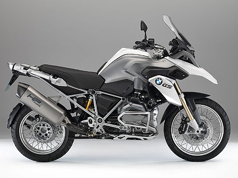 Gambar Motor 2013 BMW R1200GS Adventure -