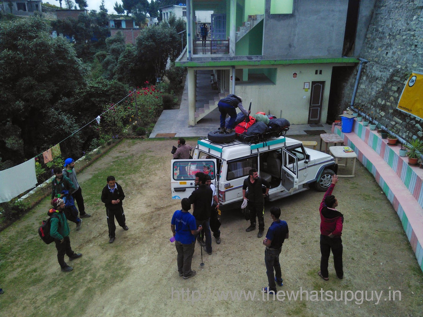 Reaching Basecamp Roopkund Trek With India Hikes Day 6