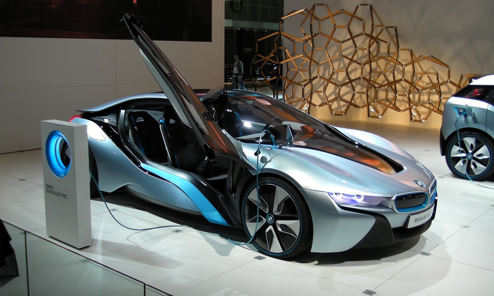 BMW i8 HD wallpapers | HD Wallpapers (High Definition ...