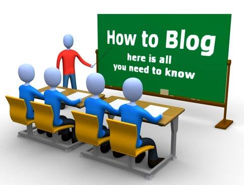 Cara Membuat Blog Dengan Gampang