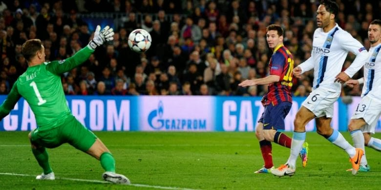 Jejak Post | Barcelona 4 - 1 Manchester City