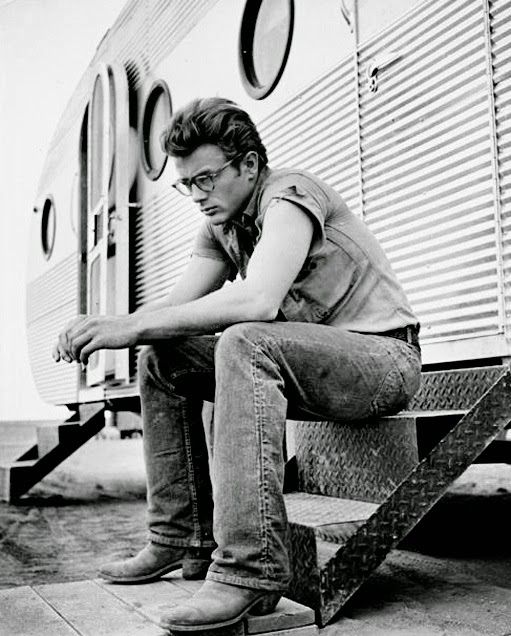 James Dean Glasses Color