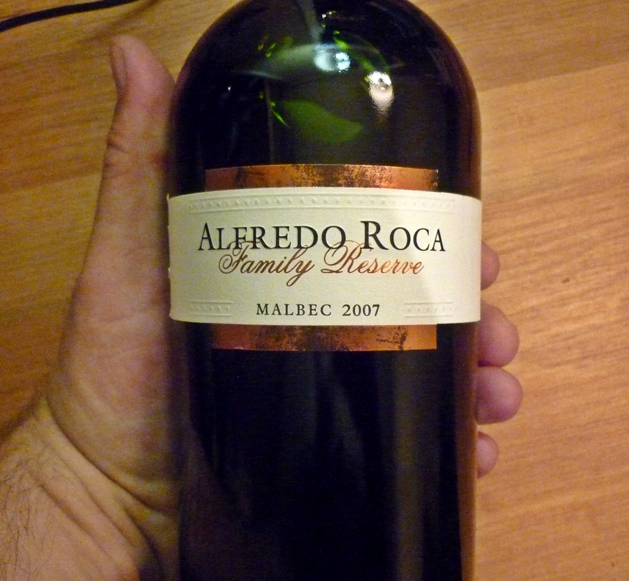 Argentinas Wines Revisited By Miguel Alfredo Roca Family Reserve