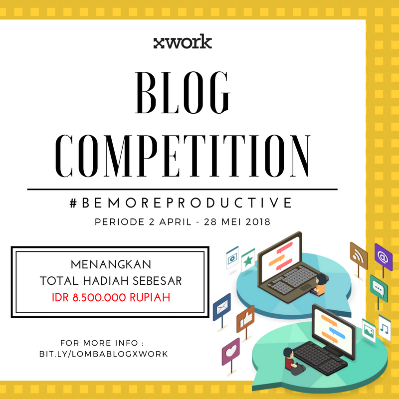XWORK BLOG COMPETITION