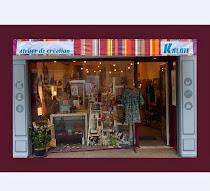 la boutique à Avignon