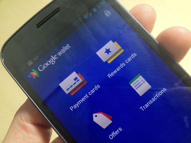 Wow, Google Wallet Diretas Habis Habisan