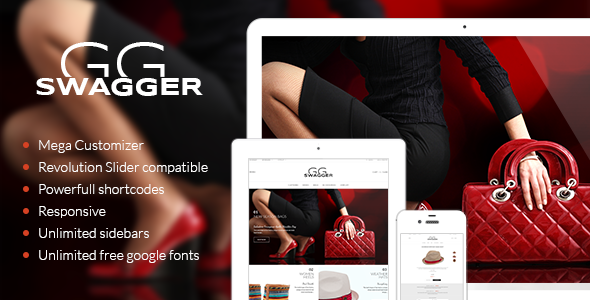 free WordPress Online Store Theme