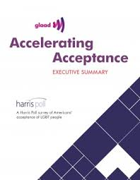GLAAD'S Accelerating Acceptance Project ...