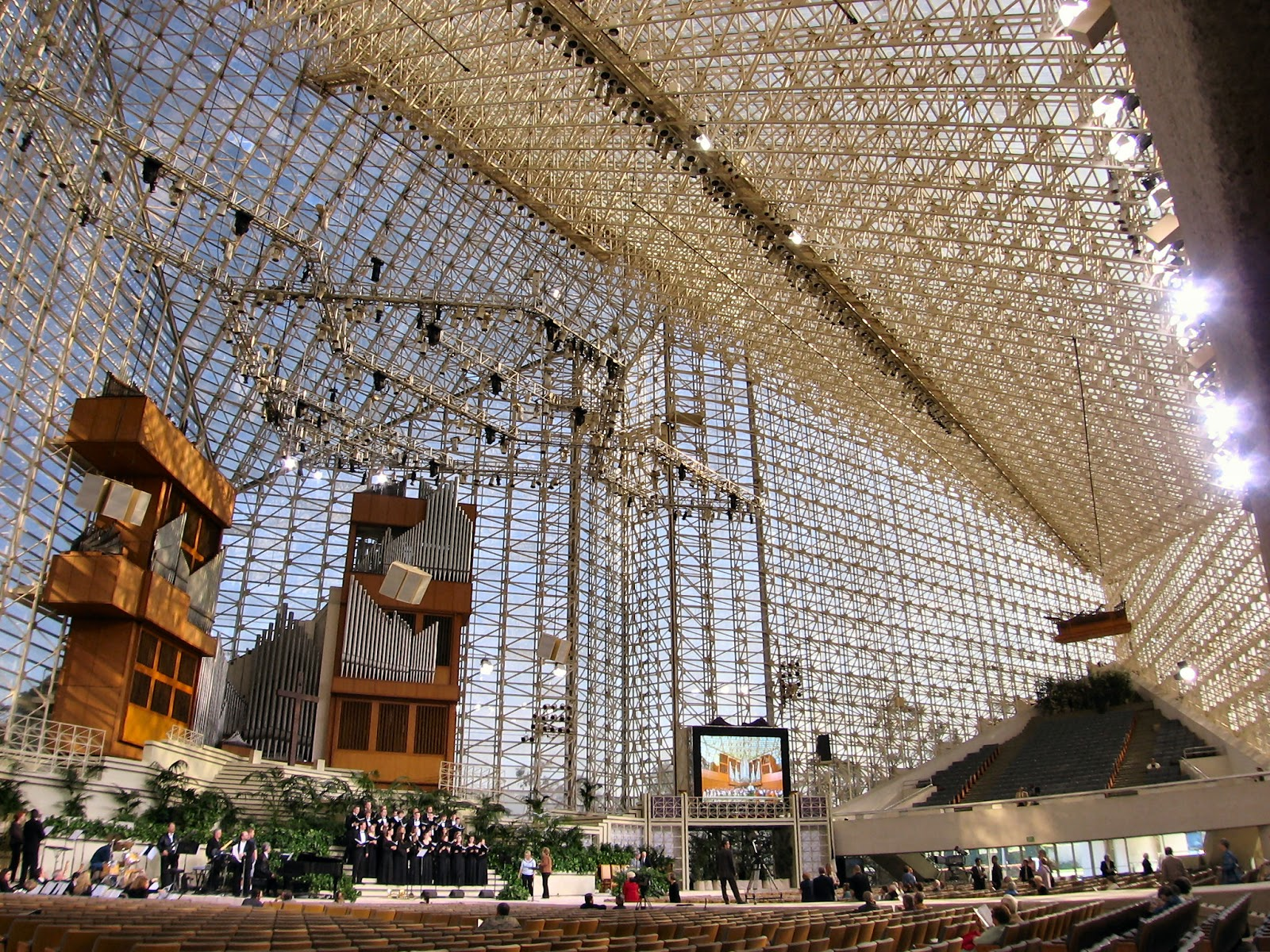 Design In The World Crystal Cathedral