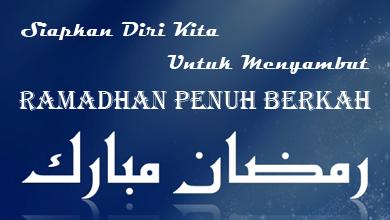 ramadhan penuh berkah