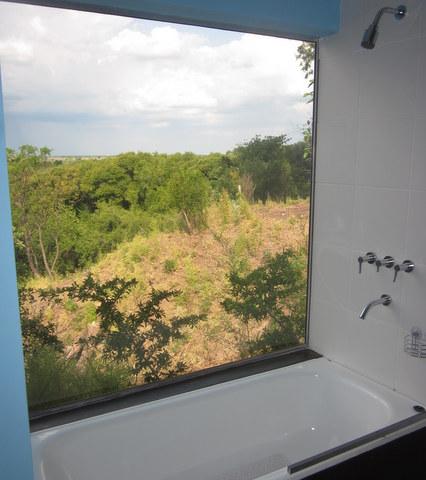 Olivos-vista desde bañera