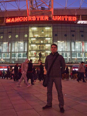 Estadio de Old Trafford (Manchester United)