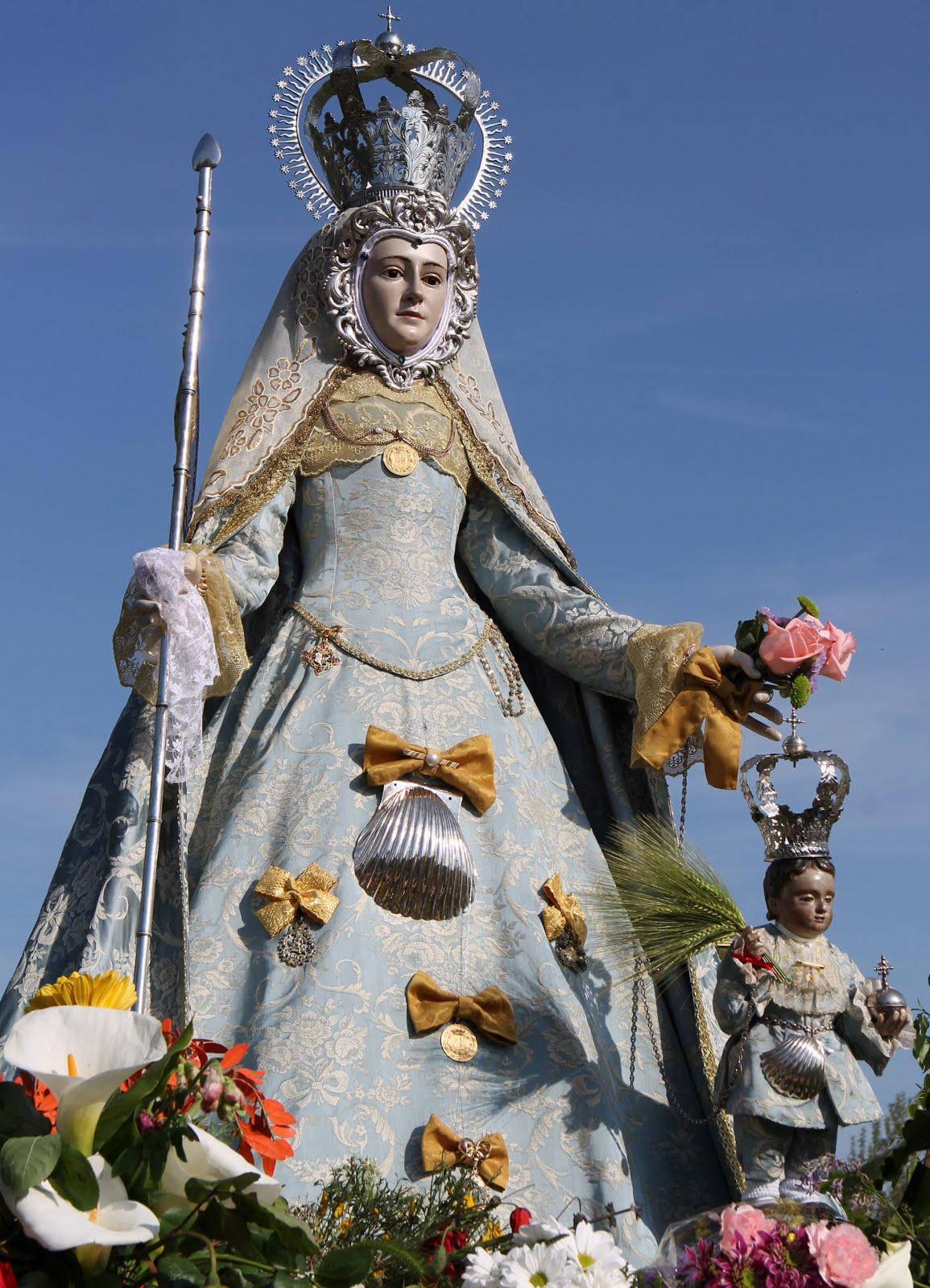 Virgen de la Concha