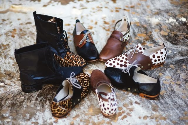 Frēda Salvador shoes