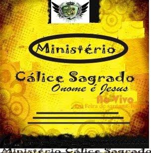 Cael santos e Banda Cálice Sagrado - Nunca Desistir - 2010