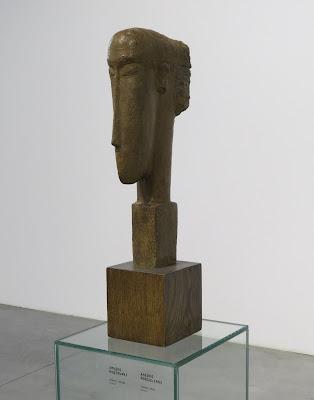 Амедео Модильяни, Женская голова