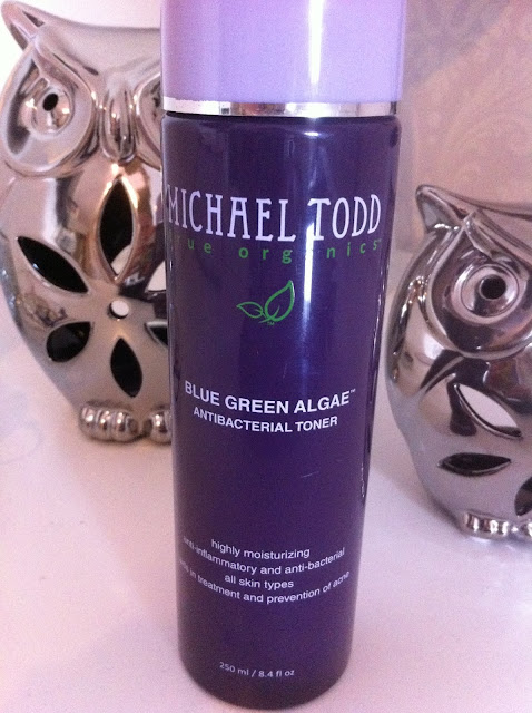 Skin Care Hero #1: Michael Todd Algae Toner