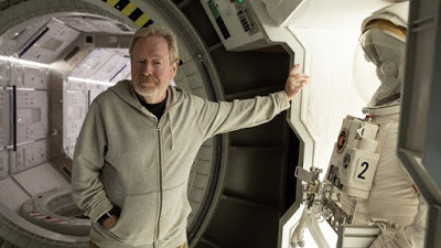 Ridley Scott, marte, the martian, británico, director