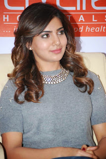 Samantha Latest Pictures in Jeans at Livlife Hospital Join Hands to Work Event ~ Celebs Next