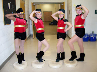 competition tap dance south charlotte