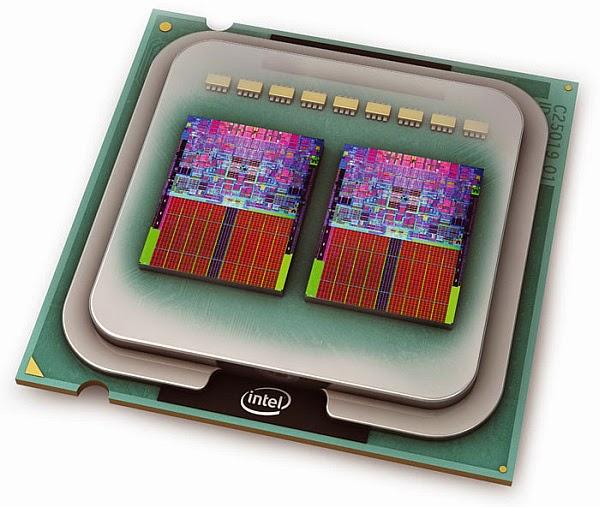 Multiple Cores CPU