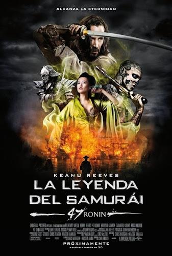 47 Ronin La Leyenda Del Samurai DVDRip Latino
