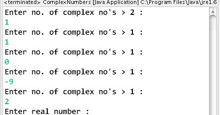 How To Add Two Or More Complex Numbers In Java Learn