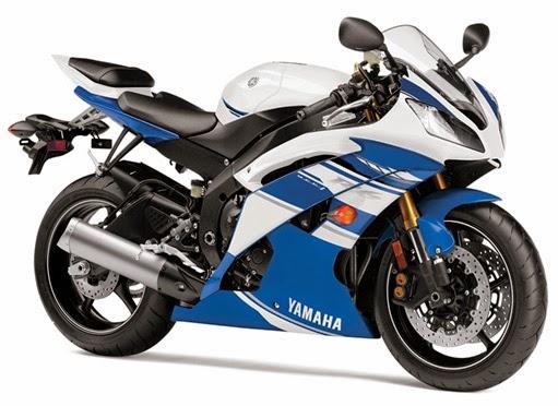 Yamaha YZF R6 2014 Indonesia