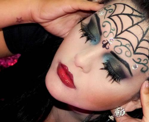 Maquiagem de vampira dicas