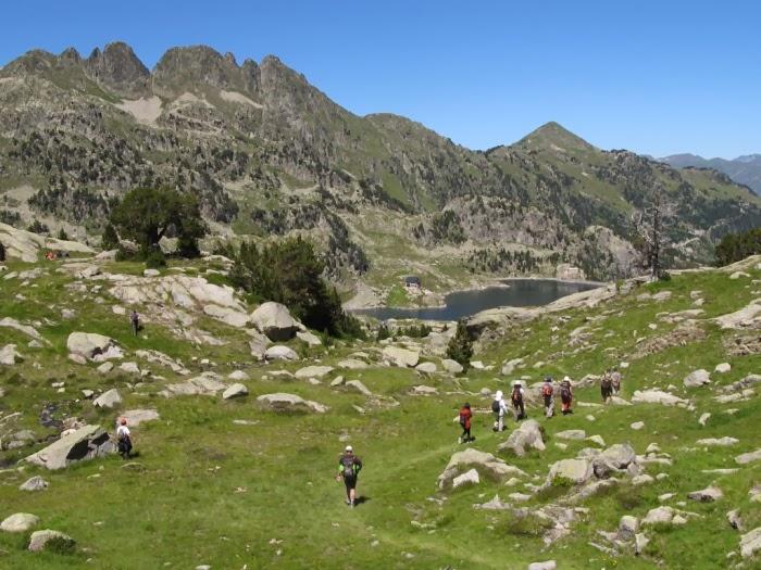 Valle de ar n un mundo aparte dentro de catalu a sitios - Inmobiliarias valle de aran ...