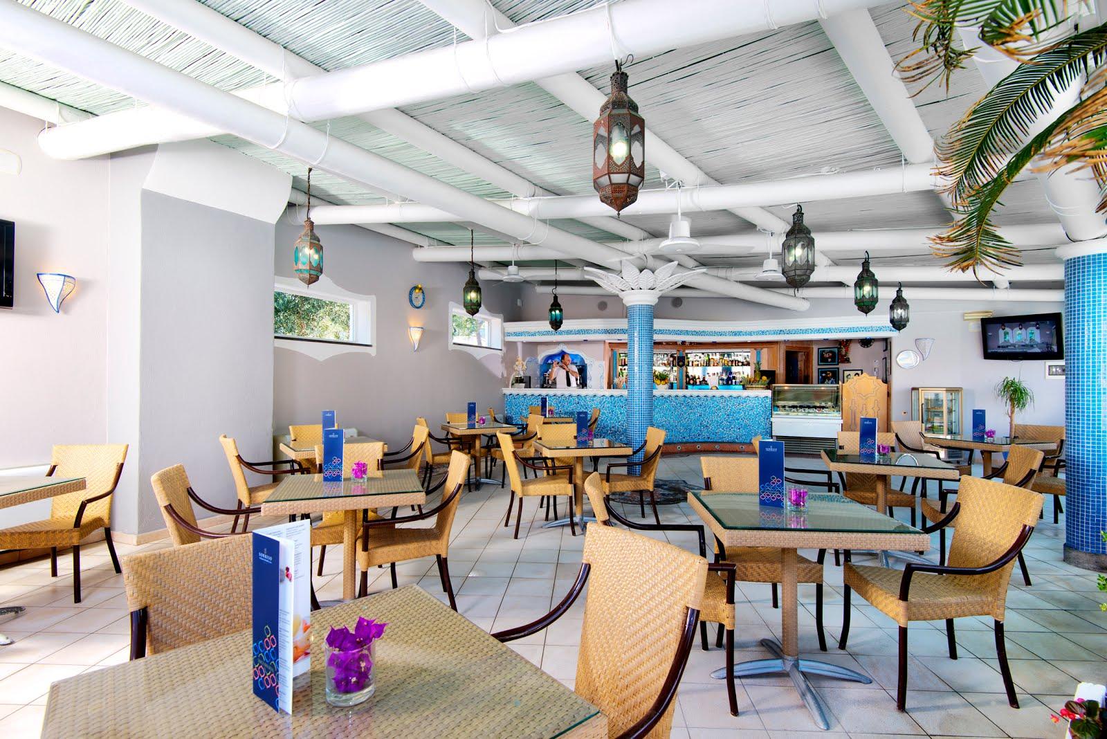 Ristoranti e Snack Bar - Sorriso Resort Ischia