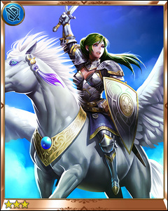 Rage of Bahamut Pegasus Knight