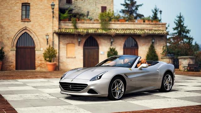 Ferrari California 2015 gris