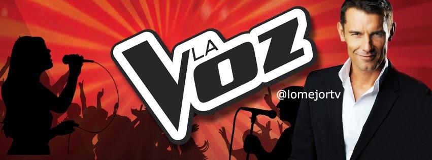 LA VOZ 2015: Telecinco