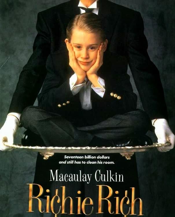 Richie Rich Movie in richie rich macaula...