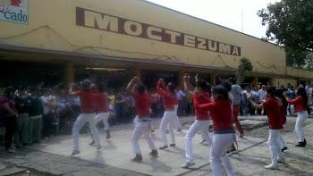 """FESTEJANDO EL ANIVERSARIO DEL MERCADO """"MOCTEZUMA"""""""