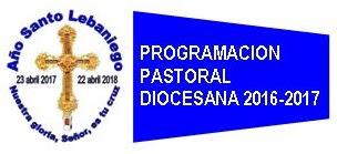PROGRAMACIÓN PASTORAL DIOCESIS DE SANTANDER 2016-2017