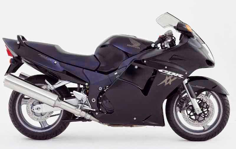 Honda CBR1100XX Super Blackbird